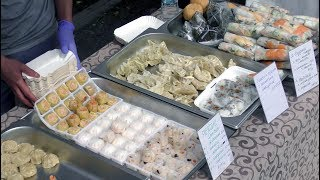 Street Food from the World at Mokotow Market in Warsaw, Poland | Kholo.pk