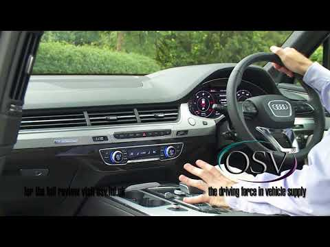 Audi Q7 2015 In-Depth Review  | OSV Car Reviews