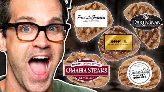 Mail Order Steaks Taste Test