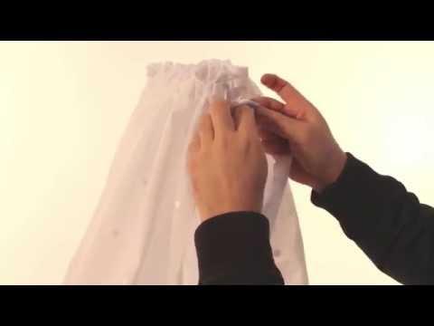 UZTURRE ☆ U-babies [07] Cómo colocar un pabellón/dosel de minicuna