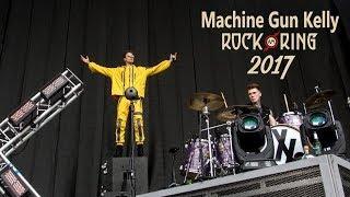 Machine Gun Kelly - Bad Mother Fucker ( Live Rock Am Ring 2017)