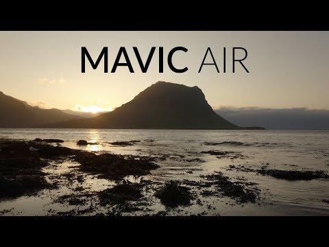 DJI Mavic Air BEST Settings vs Pro | Tutorial