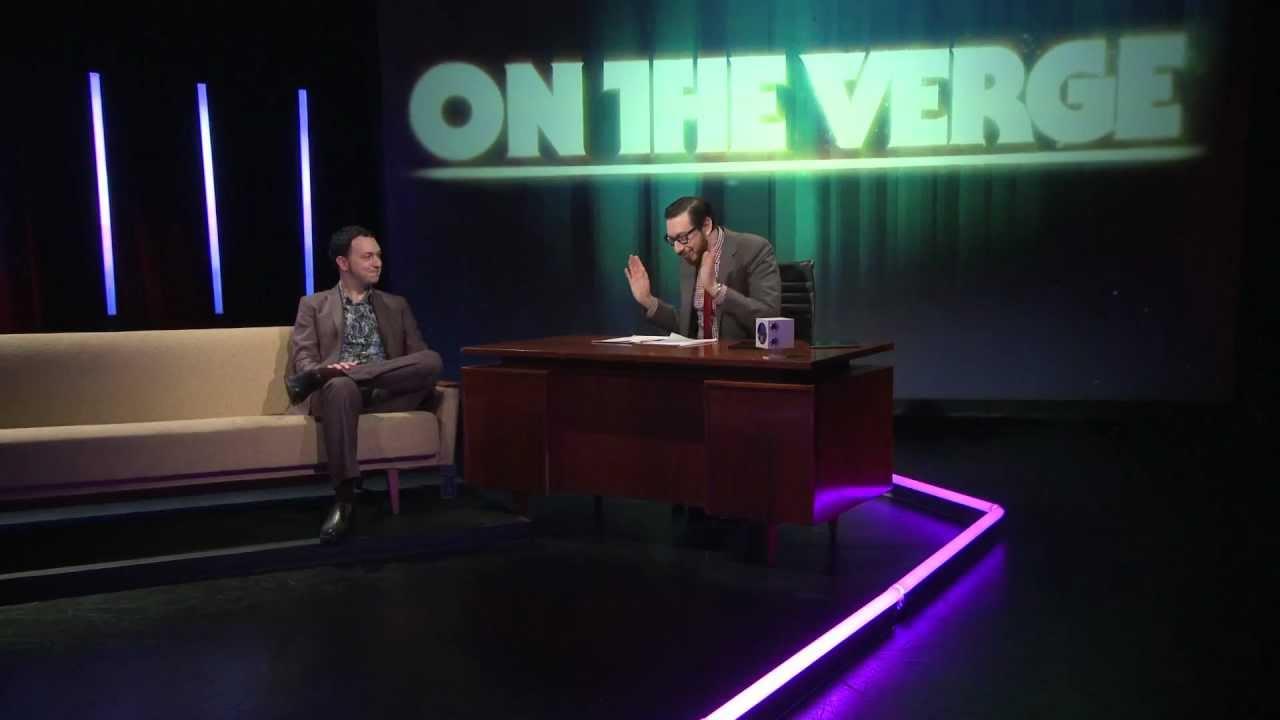On The Verge - Matias Duarte - On The Verge, Episode 001 thumbnail