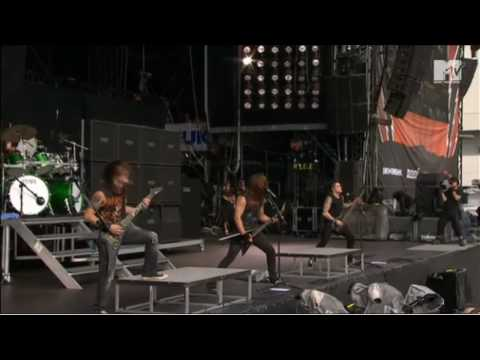 Bullet for my Valentine Begging For Mercy Live @ Rock am Ring 2010 HD