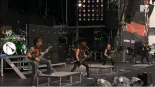Bullet For My Valentine - Begging For Mercy (Live)