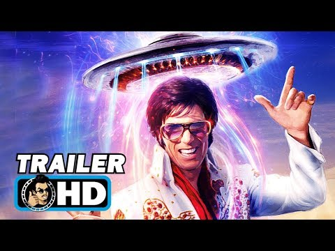 ELVIS FROM OUTER SPACE Exclusive Trailer (2020) Sci-Fi Comedy Movie HD