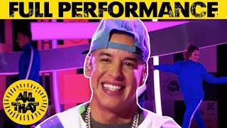 Daddy Yankee Performs 'Con Calma' 🎶 All That | #MusicMonday