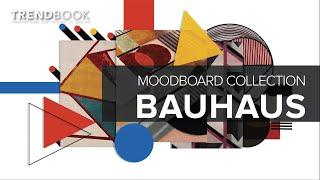 Bauhaus Design Inspiration I Trend Moodboard Collection