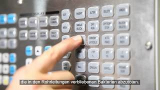 Kühlmittel für Werkzeugmaschinen: Werkzeuge für Kühlmittel