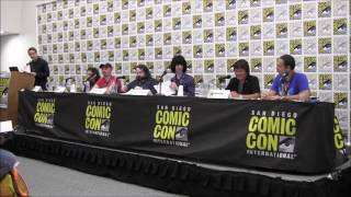 Sonic Mania: Behind the Scenes Panel SDCC 2017