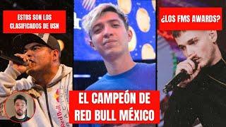 SKIPER CAMPEÓN de RED BULL + ¿Los CLASIFICADOS a la FINAL de USN? + Los FMS AWARDS