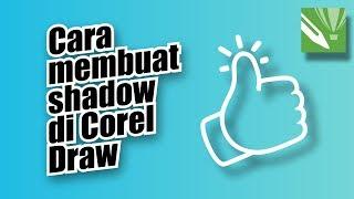 Cara Membuat Shadow di Corel Draw