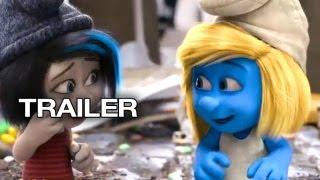 Smurfs 2 Official Trailer 1 2013  Neil Patrick Harris Animated Movie HD