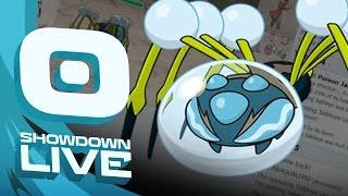 Araquanid  - (Pokémon) - Pokemon Sun and Moon! Showdown Live: Enter Araquanid - Araquanid Showcase!