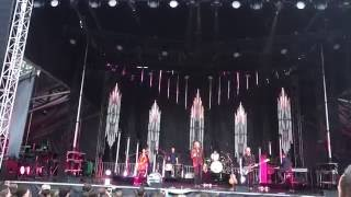 The Lumineers - Ophelia (LIVE, Vancouver)