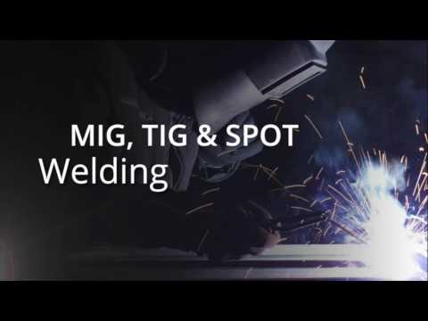 MIG Welding - B&P Fabrications (Leicester) Ltd