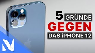 5 Gründe GEGEN das iPhone 12 (Pro)! | Nils-Hendrik Welk