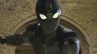 Новый эпичный костюм Человека-паука для фильма Вдали от дома фото