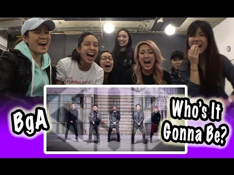 [KPOP REACTION] BgA -- WHO'S IT GONNA BE