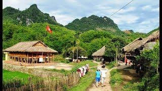 Ngất ngây vẻ đẹp của thung lũng mây trời, Mai Châu, Hòa Bình | VTV24