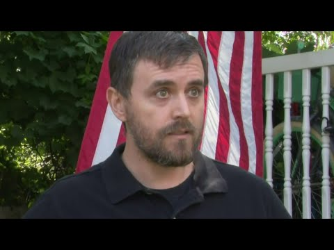 Purple Heart recipient who served in Afghanistan shares his views on the crisis