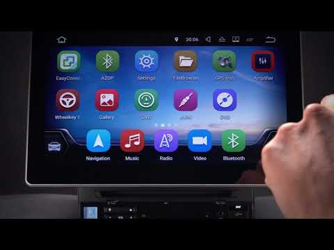 Universal – 10.1″ Android 7.1 Car Stereo Review (TA101P)