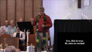 """Bringing Glory""; Scripture Readings: Psalm 30 and Matthew 5:16; Rev. Dr. Craig Wright, Su"
