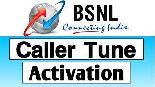 bsnl caller tune kaise lagaye | bsnl caller tune activation number | how to set caller tune in bsnl