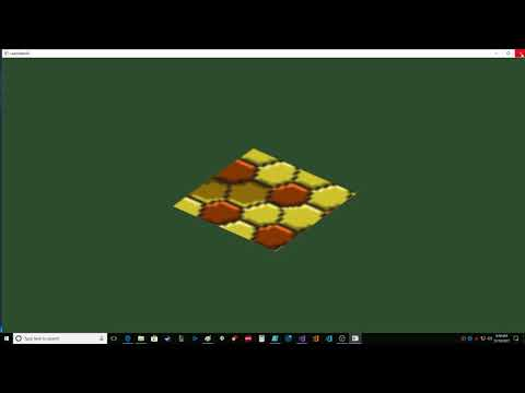 OpenGL Fragment Shader Point Sprites using gl PointCoord Visual