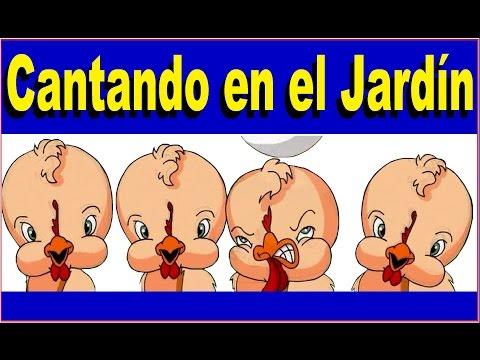Canciones infantiles online cantando en el jardin for Cancion el jardin prohibido
