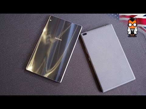 Lenovo Tab 4 8 & Tab 4 8 Plus Hands On