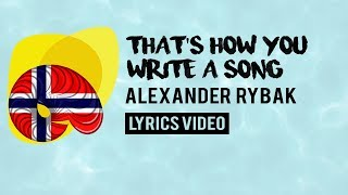 alexander rybak fairytale lyrics mp3