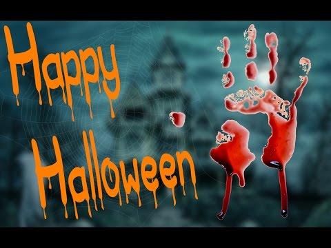 DIY Хэллоуин / Декор комнаты своими руками / DIY HALLOWEEN