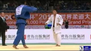 Judo 2012 Grand Prix Qingdao: Lim (KOR) - Hussain (PAK) [-100kg]