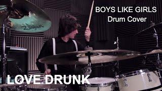 Ricky - BOYS LIKE GIRLS - Love Drunk (Drum Cover)
