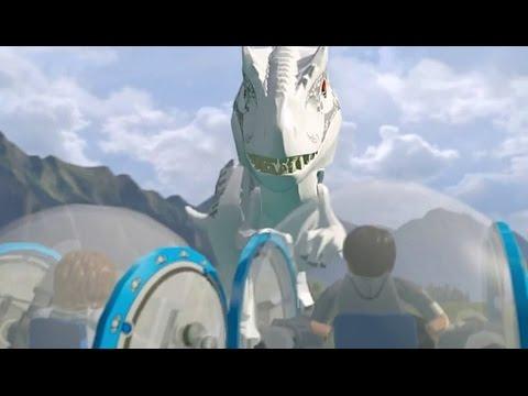 Lego Jurassic World Walkthrough Ps Chapter 3 Raptor Pack Kitchen Escape Main Hall By Packattack04082 Game Video Walkthroughs