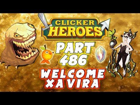 Clicker Heroes Walkthrough - Part 489 - XAVIRA THE BOSS