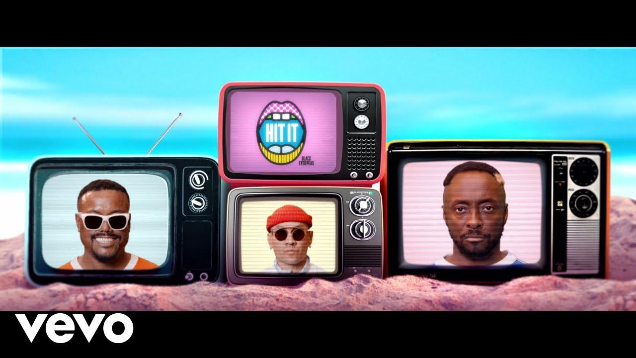 Black Eyed Peas ft. Saweetie, Lele Pons — Hit It