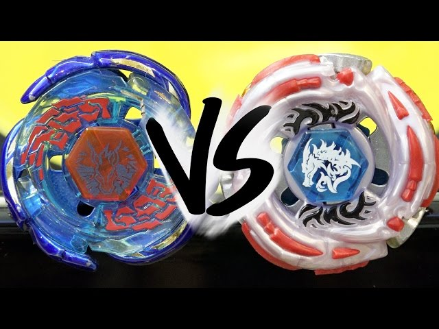 Battle Galaxy Pegasus W105r2f Vs Meteo L Drago Lw105lf ...
