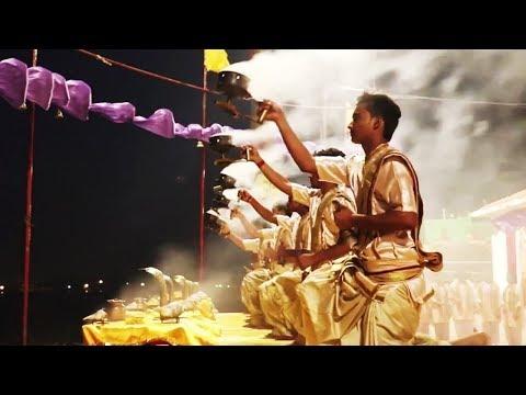 Ganga Aarti Varanasi (Kashi) Live | Banaras - Assi Ghat | Must Watch (Complete)