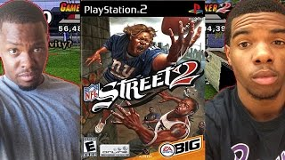 THE USERS ARE REAL! - NFL Street 2 (PS2)   #ThrowbackThursday ft. Juice