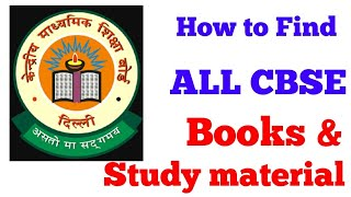 How to download CBSE Books PDF or CBSE Study Material and Books for all classes with teachers guide - Download this Video in MP3, M4A, WEBM, MP4, 3GP