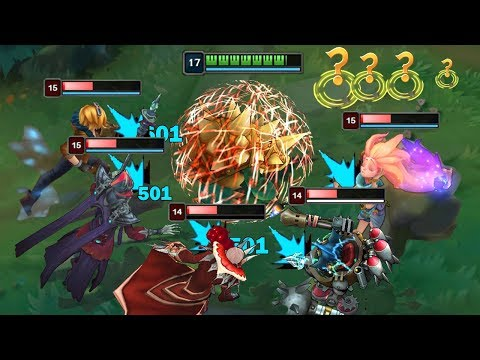 SUPER TANK MOMENTS in League of Legends