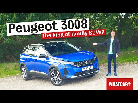 2021 Peugeot 3008 review – NEW changes in detail | What Car?