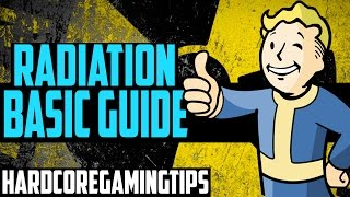 Fallout 4: Radiation Basics & Cure Guide Tutorial (Fallout 4 Tutorial Tip Guide)