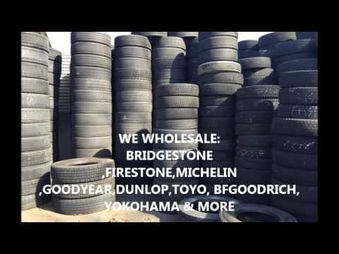 Used Truck Tyres in Indore, यूज्ड ट्रक टायर