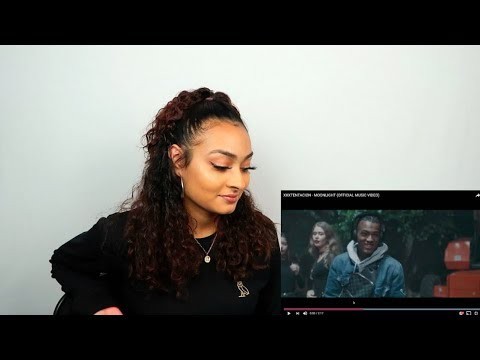 XXXTENTACION - MOONLIGHT (OFFICIAL MUSIC VIDEO) | REACTION