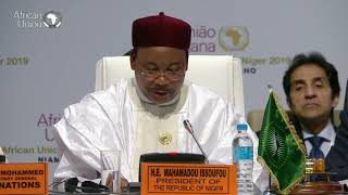 Statement President of Niger-AfCFTA
