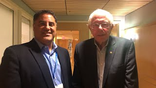 Bernie Sanders Interview! How is He Going to Save the Planet? thumbnail