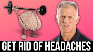 """How to Get Rid of """"Neck"""" Headaches (Proven Therapy Techniques)"""